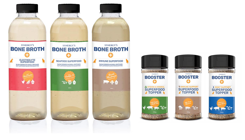 totally raw bone broth
